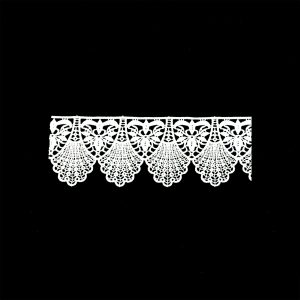 Embroidered Cotton Lace
