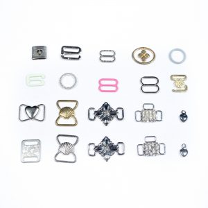 Metal and Plastic rings and stoppers