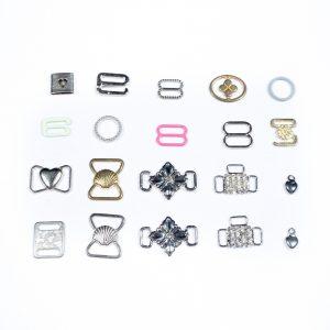 Метални и пластмасови халки, ограничители и куки