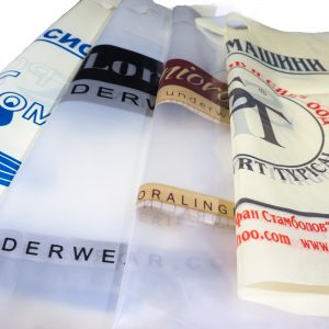 Опаковъчни торбички, целофан, щамповани торбички